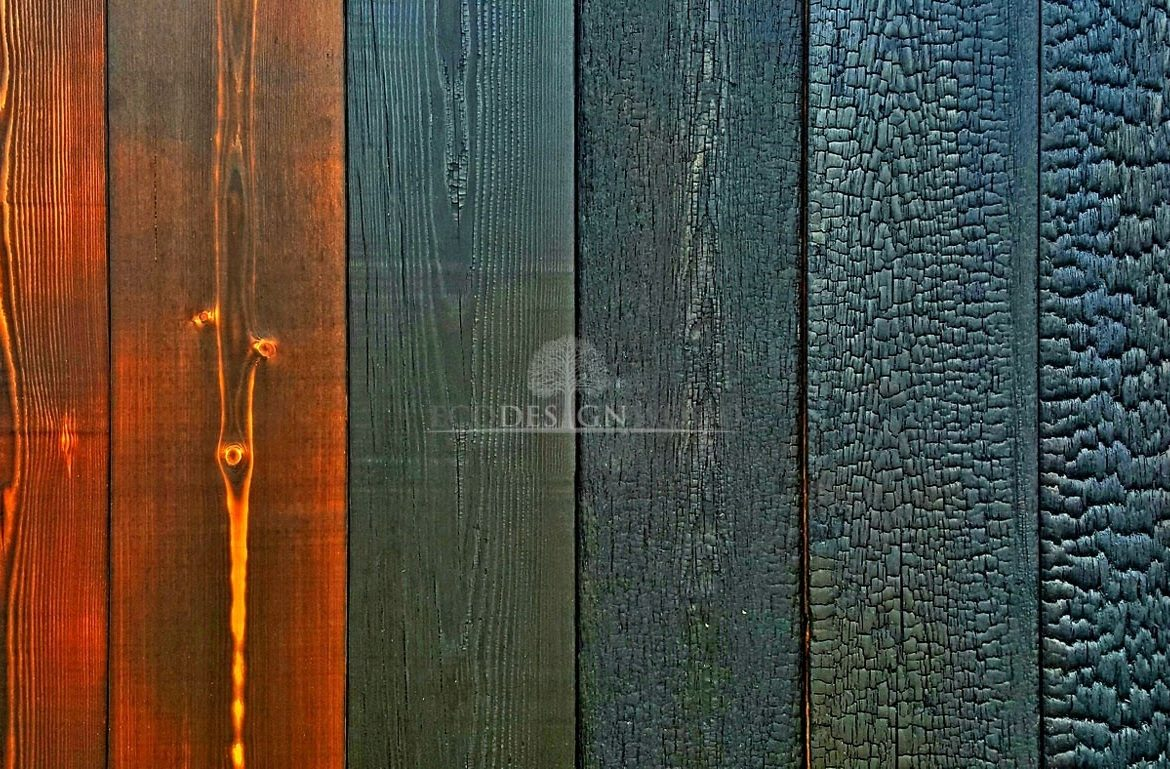 Colors Barn Wood Boards on Modern House Exterior Wood Cladding