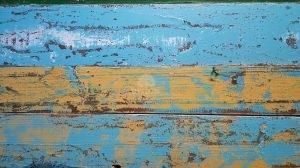 Boat hull planks