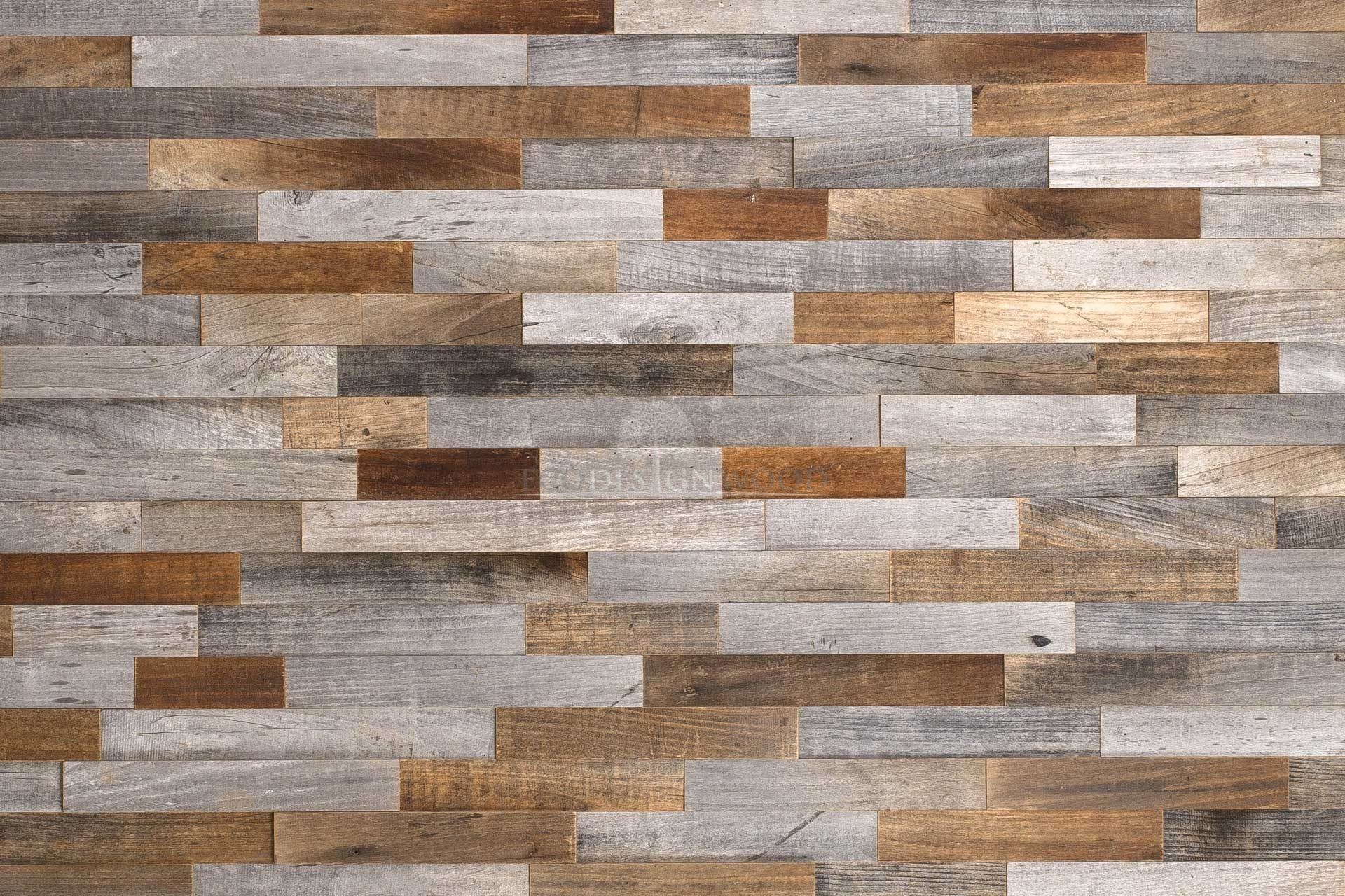 New York Ecodesignwood Reclaimed Wood Wall Panels
